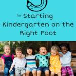 2074 Starting kindergarten on the right foot